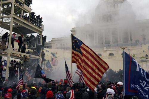 Aufstand am Kapitol